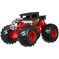 Суперувеличенная машинка-внедорожник Mattel Hot Wheels Monster Trucks (FYJ83), фото 1
