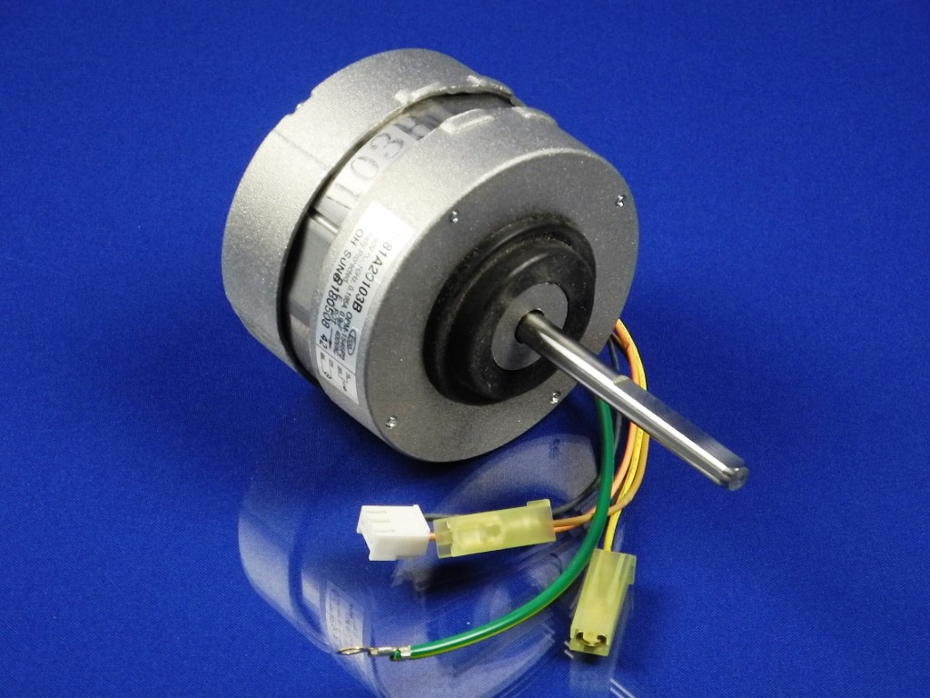 Мотор вентилятора кондиционера LG (4681A20103B)