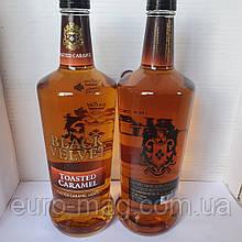 Black Velvet Toasted Caramel 1L Виски Карамельный блек вельвет