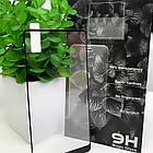 Захисне скло Huawei Mate 20 5D чорне, фото 2