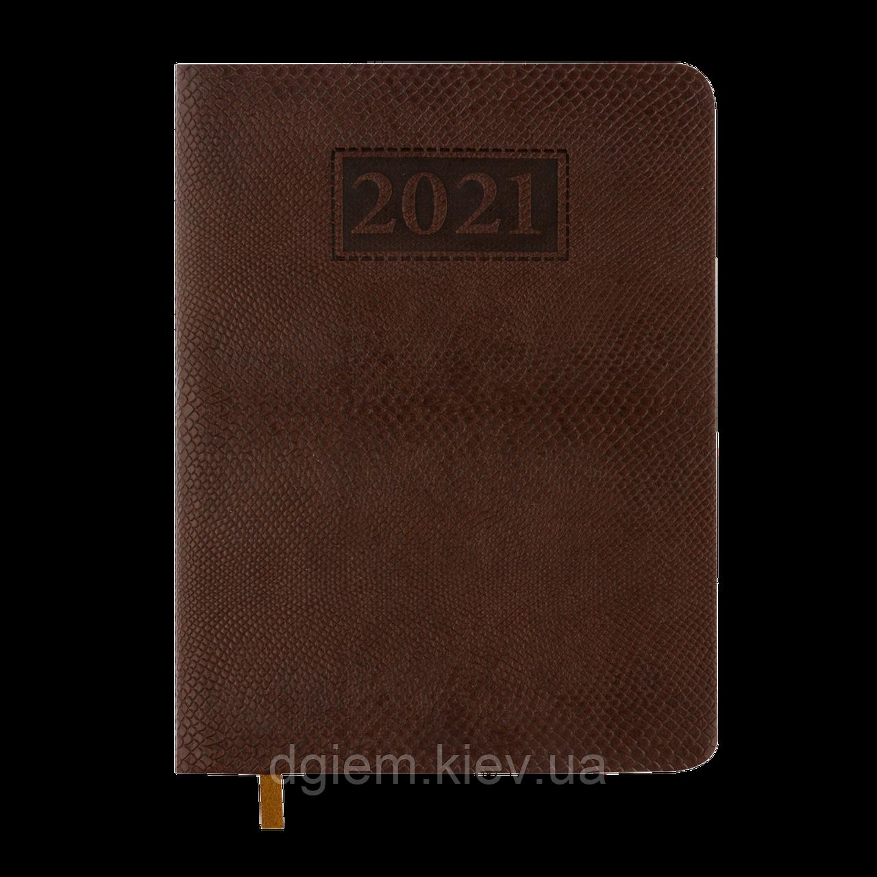 Щоденник датований 2021 AMAZONIA A5