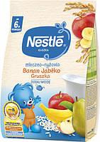 Каша молочная Nutrilon Манная с яблоком и бананом 6+ 225 г