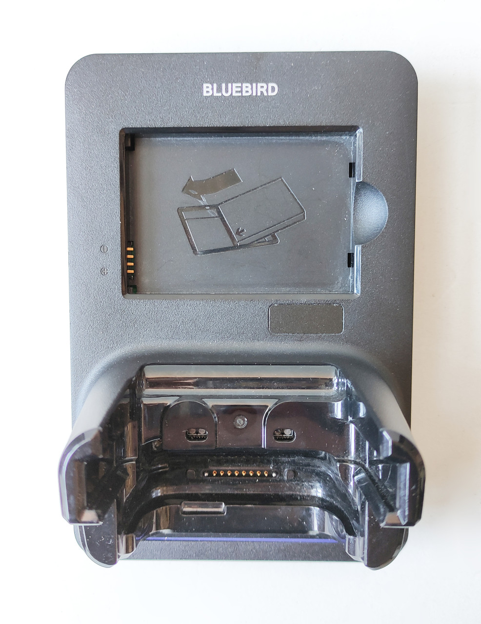 Bluebird Зарядное устройство 1 Slot Cradle для EF400. Bluebird Cradle 1SC-EF400