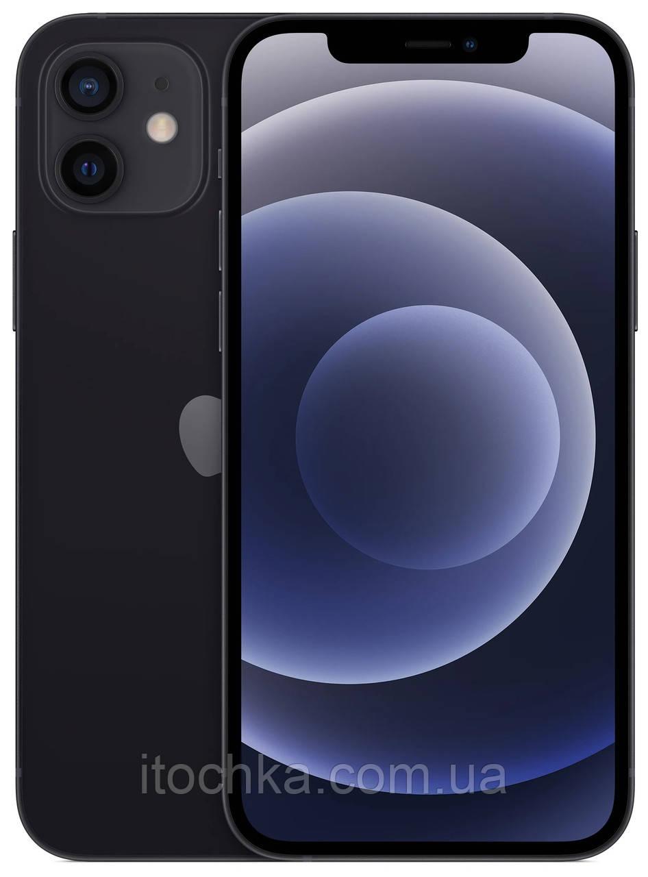 Apple iPhone 12 64GB Black (MGJ53)