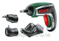 BOSCH IXO IV Upgrade full - Аккумуляторный шуруповерт с литий-ионным аккумулятором