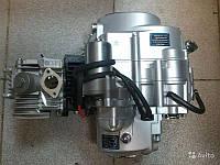 Двигатель Актив 125см3/125куб в сборе полуавтомат оригинал