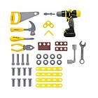 Игровой набор Smoby Toys Stanley Jr Мобильная мастерская с инструментами 37 аксессуаров, фото 2