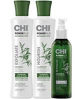 Chi Power Plus Hair Kit Набор против выпадения д/укрепления и роста волос