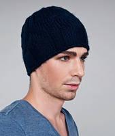 Зимняя мужская шапка Леон