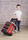 Игровой набор Smoby Toys Передвижная мастерская с инструментами 30 аксессуаров, фото 2