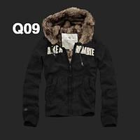 МУЖСКИЕ Толстовки (куртки) теплые на меху Abercrombie Fitc