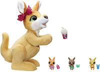 Интерактивная игрушка Hasbro Джоси Кенгуру Full Real Friends (E6724)