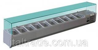 Витрина холодильная для топпинга Forcold G-VRX2000-330