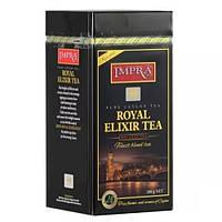 Чай черный Impra Royal Elixir Tea Knight ж/б 200 г Шри-Ланка