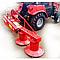 Роторная косилка  Wirax 1.85 для трактора  (Виракс), фото 6