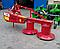 Роторная косилка Wirax 2.40 для трактора (Виракс), фото 2