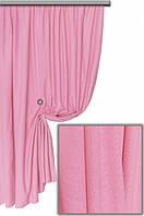 Ткань хлопковая с тефлоновым покрытием, цвет грязно-розовый