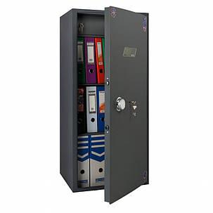 Офисный сейф Safetronics NTL 120 MЕs, фото 2