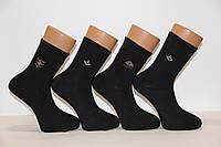 Мужские носки махровые СТИЛЬ 25-27 черный