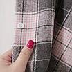 Рубашка женская фланелевая удлиненная оверсайз в расцветках, фото 7