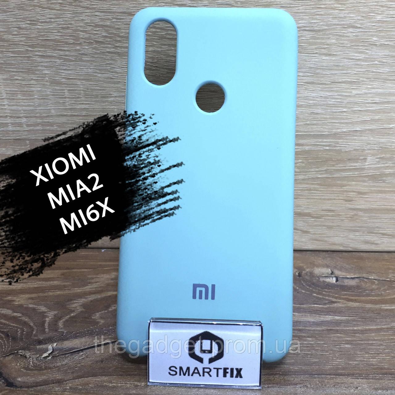 Силиконовый чехол для Xiaomi Mi A2/Mi6x