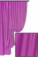 Ткань хлопковая с тефлоновым покрытием, цвет ярко-фиолетовый