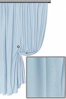 Ткань хлопковая с тефлоновым покрытием, цвет бледно-голубой