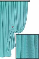 Ткань хлопковая с тефлоновым покрытием, цвет бирюзовый