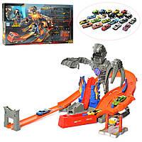 Трек для машинок 9988-5 робот