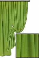 Ткань хлопковая с тефлоновым покрытием, цвет темно-зеленый