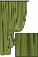Ткань хлопковая с тефлоновым покрытием, цвет болотный