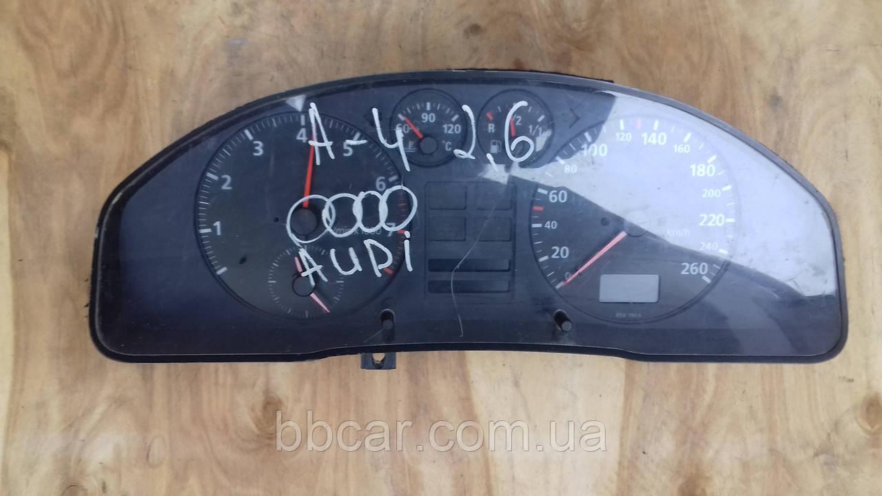 Щиток приборів Audi A-4 ( B5) 2.6  VDO 8D0 919 033 C
