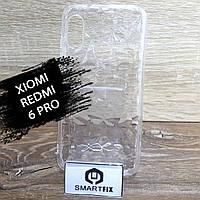 Прозорий силіконовий чохол для Xiaomi Mi A2 Lite/Redmi 6 Pro