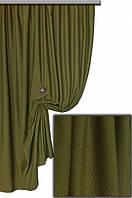 Ткань хлопковая с тефлоновым покрытием, цвет хаки