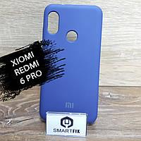 Силіконовий чохол для Xiaomi Mi A2 Lite/Redmi 6 Pro