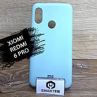 Силиконовый чехол для Xiaomi Mi A2 Lite/Redmi 6 Pro, фото 1