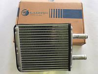 Радиатор отопителя ВАЗ 1117-1119, 2170-2172,Калина, Приора алюминиевый с кондиционером HALLA Лузар, фото 1