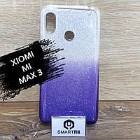 Градієнтний чохол для Xiaomi Mi Max 3