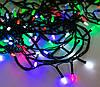 Новогодняя гирлянда Xmas LED 400 M-3 16 метров, светодиодная гирлянда на ёлку (гірлянда на ялинку) (NV)