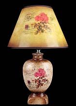 Настольная лампа с абажуром NHC-061525