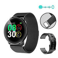 Смарт часы умные спортивные Фитнес UMIDIGI Uwatch2 + сменный ремешок