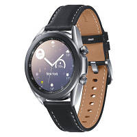 Смарт-годинник Samsung SM-R850 Galaxy Watch 3 41mm Silver (SM-R850NZSASEK)
