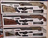 Снайперская винтовка на пульках (6мм) CYMA ZM 51 SSG 69 Sniper Rifle, фото 10