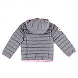 Демисезонная куртка для девочки NANO F20M1250 DustGrayMix. Размеры 2 - 8., фото 2