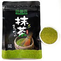 "Чай зеленый японский Матча ТМ ""WEICO JEE"" 100г"