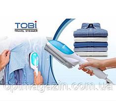 Ручной отпариватель TOBI Travel Steamer/ Паровой утюг TOBI Travel Steamer, фото 2