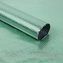 О Бумага-пленка подарочная металлизированная 497-2-8 (2008) (70*50см, 50 листов в упаковке)