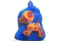 Рюкзак с игрушкой Щенячьего патруля - Зума BWDP005, фото 1