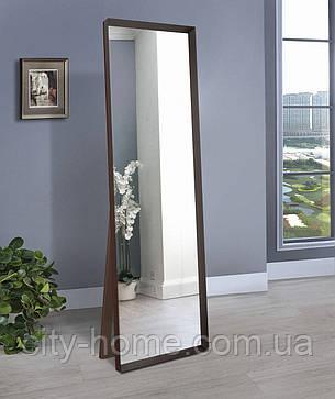 Підлогове дзеркало, венге 1900х600, фото 2