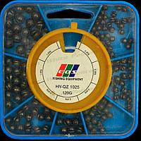 Набор грузил EOS HY-QZ 1025